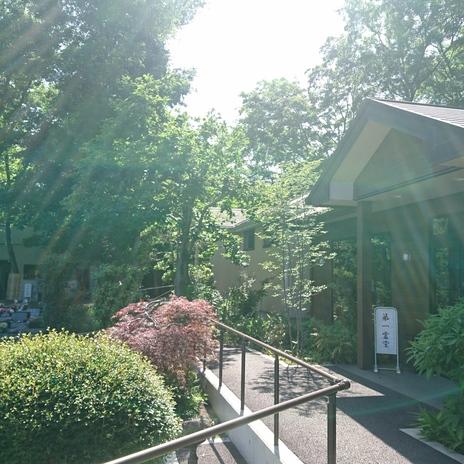 第一霊堂前【2018年5月】